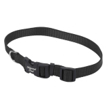 hollywood-feed-ohio-made-nylon-dog-collar-black