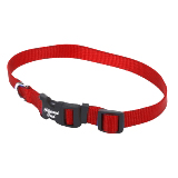 hollywood-feed-nylon-dog-collar-red