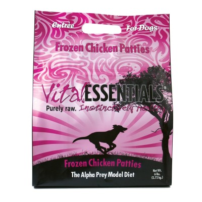 vital-essentials-frozen-dog-food-chicken-patties