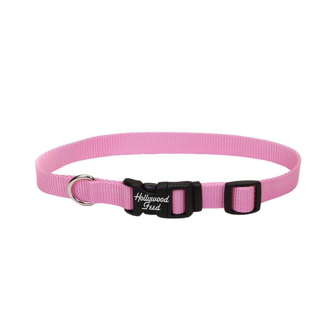 hollywood-feed-nylon-collar-pink