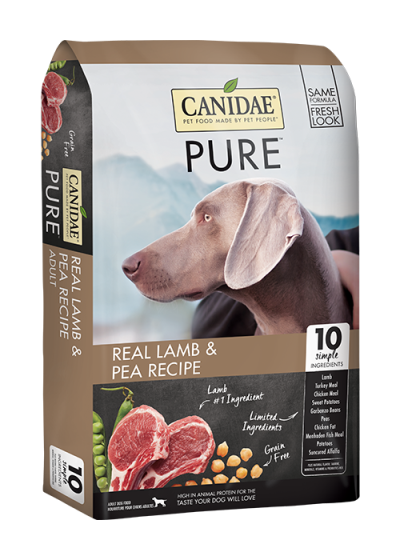 canidae-dog-food-pure-real-lamb-pea-recipe