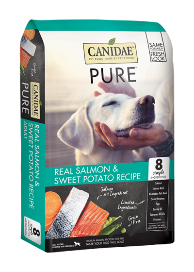 canidae-dog-food-pure-real-salmon-sweet-potato-recipe