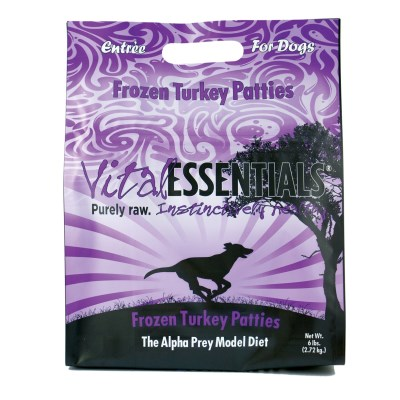 vital-essentials-frozen-dog-food-turkey-patties