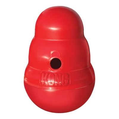 kong-wobbler-interactive-feeder-treat-dispenser