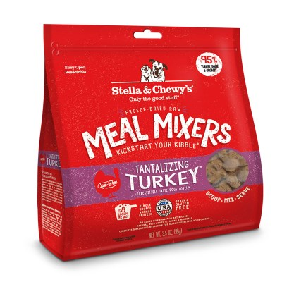 stella-chewys-dog-food-freeze-dried-tantalizing-turkey-meal-mixer