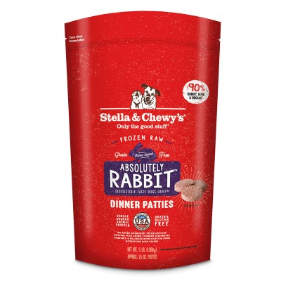 stella-chewy-frozen-dog-food-absolutely-rabbit