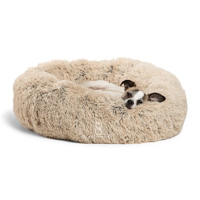 best-friends-shag-dog-bed-taupe
