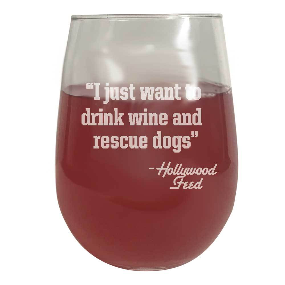hollywood-feed-wine-glass-drink-wine-rescue-dogs