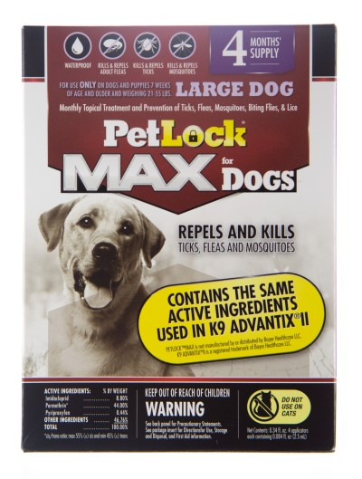 petlock-max-4m-flea-tick-prevention-for-dogs