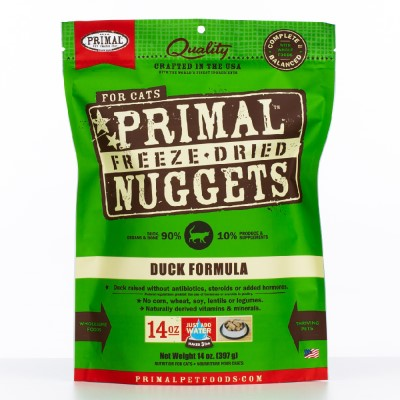 primal-cat-food-freeze-dried-duck