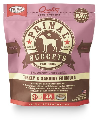 primal-frozen-dog-food-nuggets-turkey-sardine