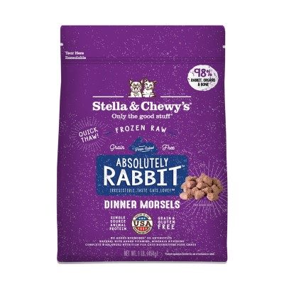 stella-chewy-frozen-cat-food-dinner-morsels-absolutely-rabbit