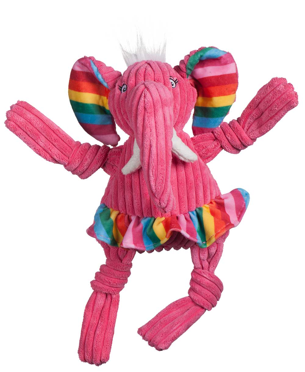 huggle-hounds-knottie-rainbow-elephant