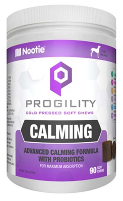 progility-calming-soft-chews