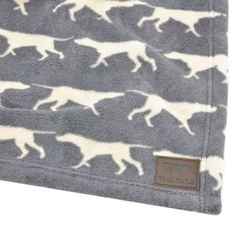 tall-tails-dog-fleece-blanket-icon-charcoal-30-x-40