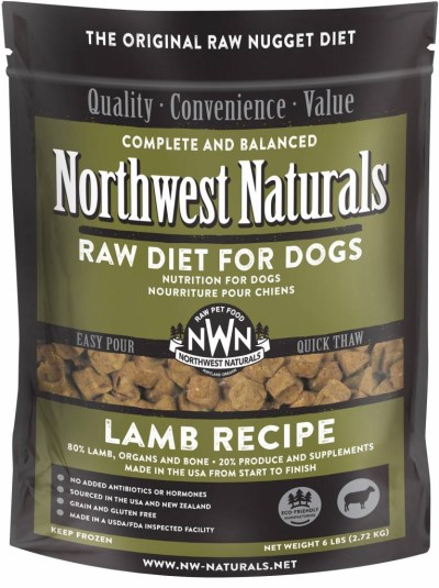 northwest-naturals-frozen-dog-food-lamb-nuggets