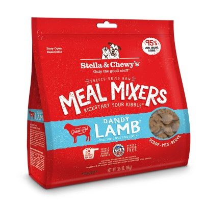 stella-chewys-dog-food-freeze-dried-dandy-lamb-meal-mixer