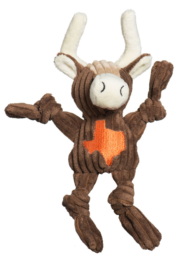 huggle-hounds-dog-toy-college-mascot-knotties-texas-longhorn
