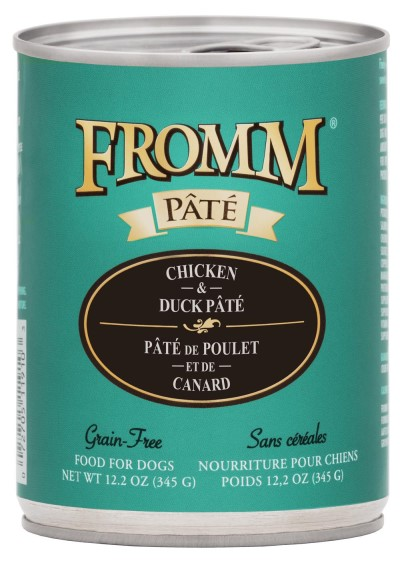 fromm-dog-food-gold-chicken-duck-pate-case-of-12