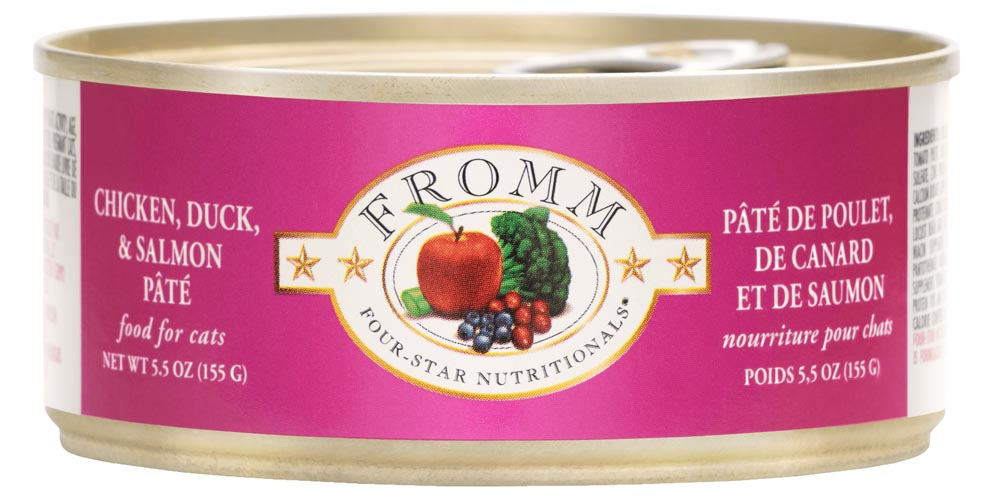 fromm-cat-food-chicken-duck-salmon-pate-case-of-12