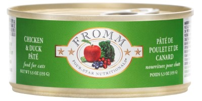 fromm-cat-food-chicken-duck-pate-case-of-12