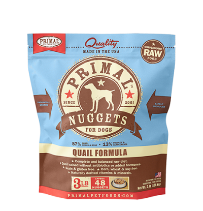 primal-frozen-dog-food-nuggets-quail