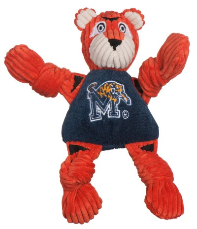 huggle-hounds-dog-toy-college-mascot-knotties-memphis-tom-tiger