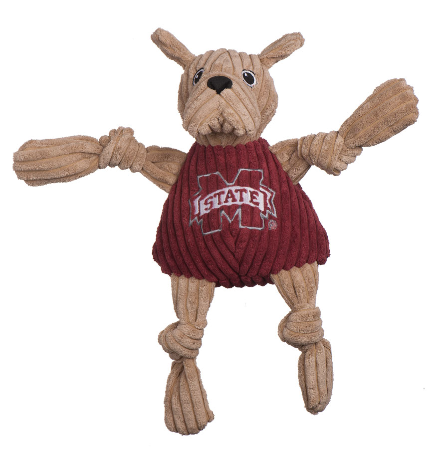 huggle-hounds-dog-toy-college-mascot-knotties-mississippi-state-bully