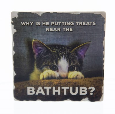highland-home-coaster-treats-near-the-bathtub