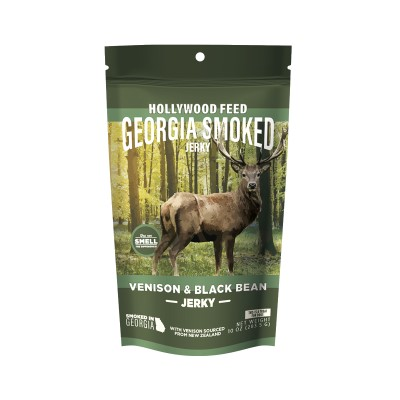 hollywood-feed-dog-treat-georgia-made-jerky-venison-and-black-bean
