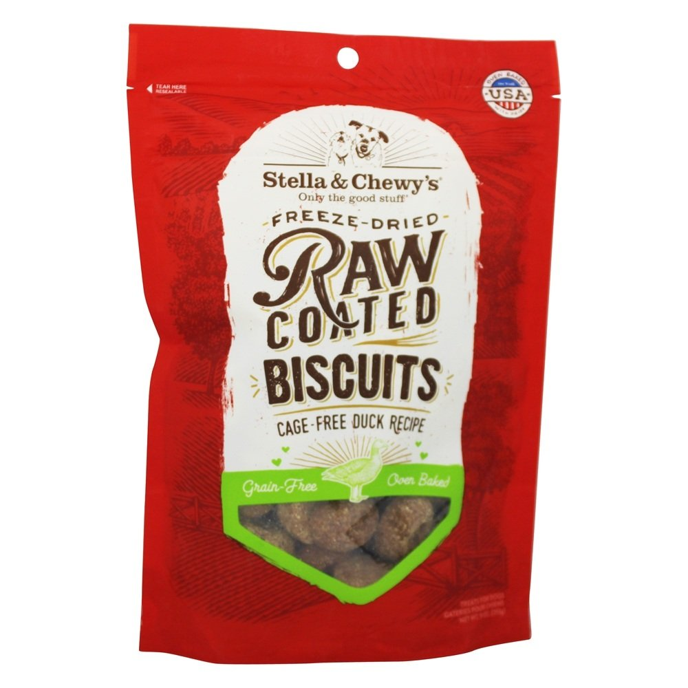 stella-and-chewy-dog-treat-raw-coated-biscuits-duck