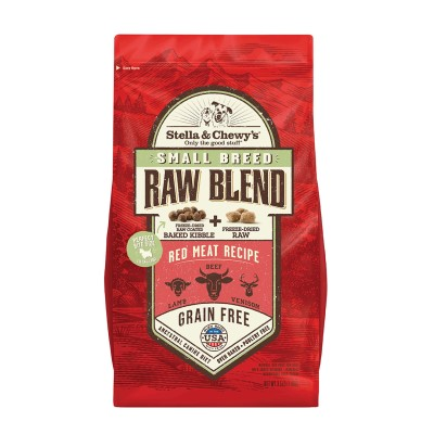 stella-chewy-dog-food-raw-blend-red-meat-small-breed