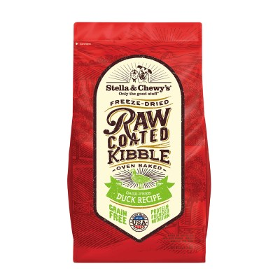 stella-chewy-dog-food-raw-coated-cage-free-duck