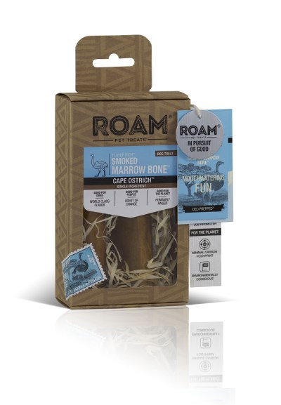 roam-dog-treat-smoked-marrow-bone-2-pack