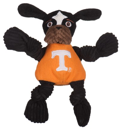 huggle-hounds-dog-toy-college-mascot-knotties-tennessee-smokey