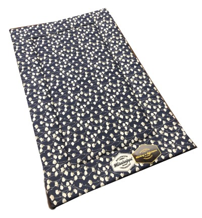 hollywood-feed-dog-bed-snoozepad-cottonbelt-navy