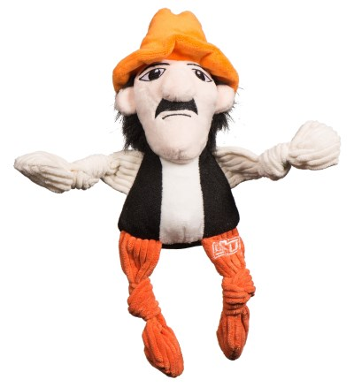 huggle-hounds-dog-toy-college-mascot-knotties-oklahoma-state-pistol-pete