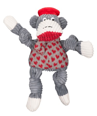 huggle-hounds-dog-toy-jean-claude-sock-monkey