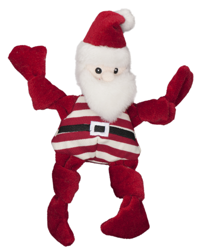 huggle-hound-dog-toy-knottie-candy-striped-santa