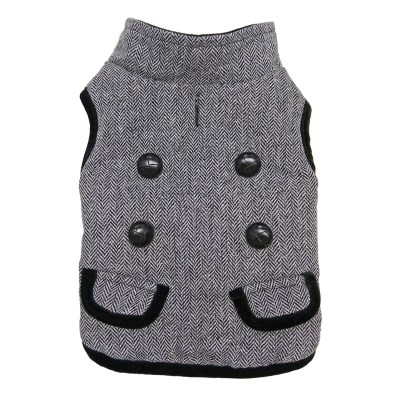 fashion-pet-coat-tweed-grey
