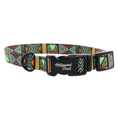 hollywood-feed-dog-collar-neon-tribal
