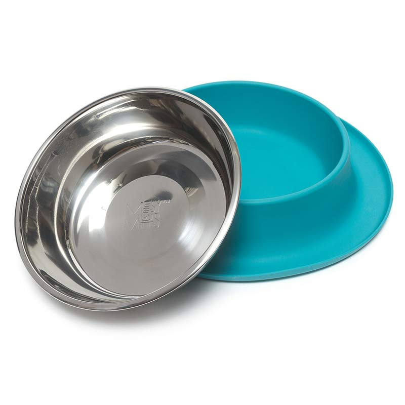 messy-mutts-single-feeder-blue