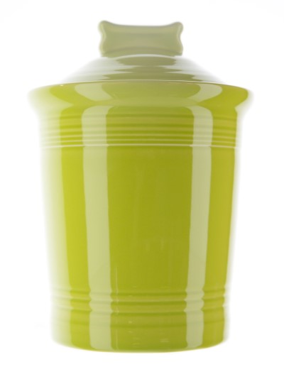 fiestaware-dog-bone-treat-jar-lemongrass