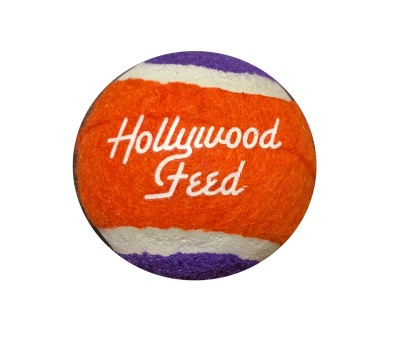 hollywood-feed-dog-toy-tennis-ball-assorted-colors