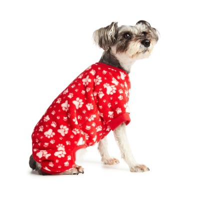 hotel-doggy-plush-red-pawprint-pajamas