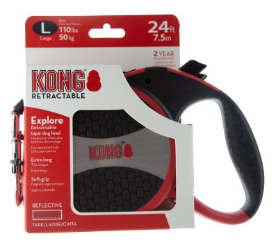 kong-retractable-leash-red