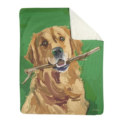 manual-woodworkers-throw-golden-retriever