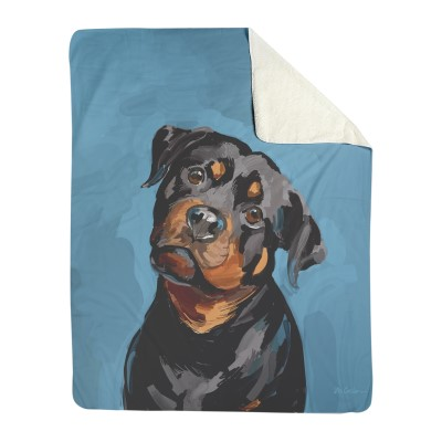 manual-woodworkers-throw-rottweiler