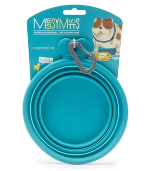 messy-mutts-silicone-collapsible-bowl-blue