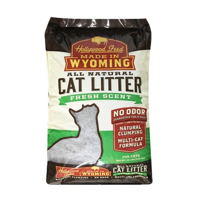 hollywood-feed-wyoming-made-cat-litter-scented